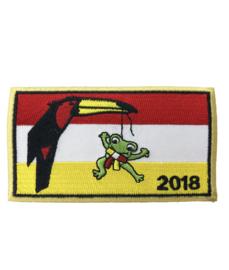 Borduren emblemen Van der Valk Hotel Nuland