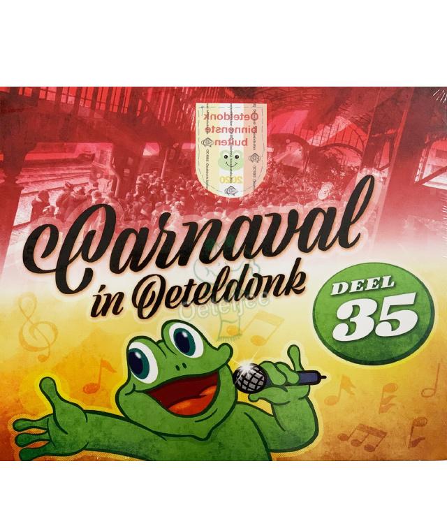 CD Carnaval in Oeteldonk deel 35