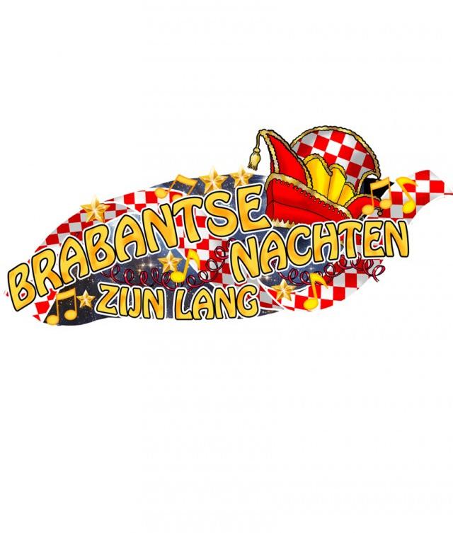 """Wand decoratie """"Brabantse nachten zijn lang"""""""