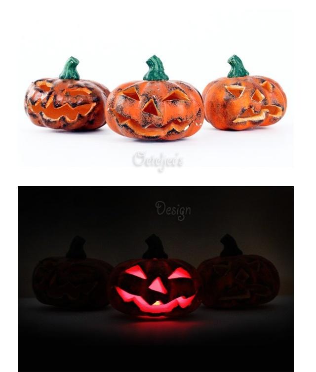 Halloween Verlichting.Pompoen Met Verlichting Halloween Oeteljee Den Bosch