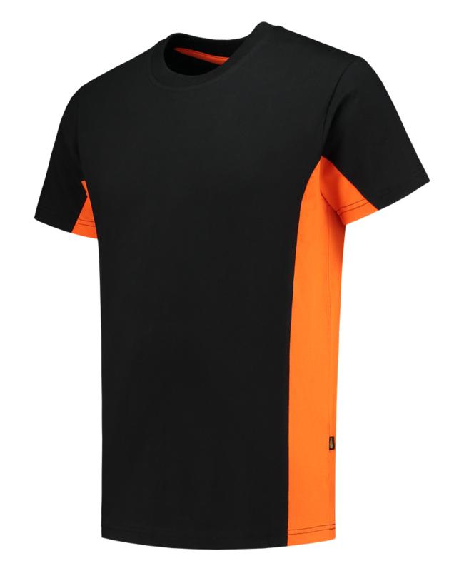 Tricorp T-shirt bicolor 102004 met bedrukking