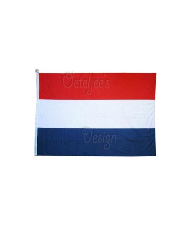 Nederlandse vlag 90 x 150 cm