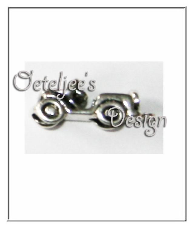 Bedel - Brum autootje metaal
