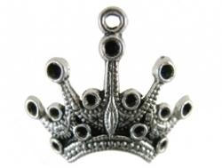 Bedel - Kroontje oudzilverkleur