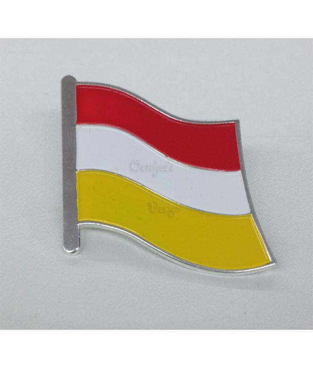 Broche / pin Oeteldonkse vlag