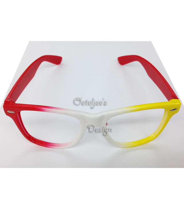Oeteldonkse bril zonder glas