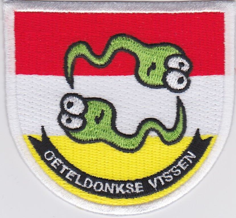 Oeteldonks embleem sterrenbeeld Vissen 20-02/20-03