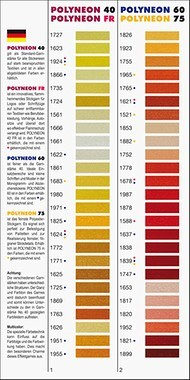 Klik op afbeelding voor onze kleurnummers