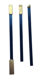 L84 Set Engelse staande klok slingerveren
