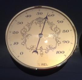 108.4 inbouw hygrometer,135 mm