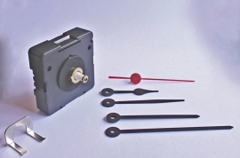 Standaard quartz AA, UTS Duitsland. A = 16 mm incl. Accessoires