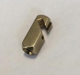 F72 Kleine slingerhaak voor o.a. slinger voor Frans uurwerk, Engeland.