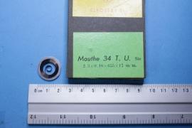 rev-9 Opwindveer voor wekker 2,3 x 0,18 x 655 x 17 mm