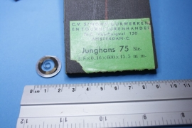 rev-2.1 Opwindveer voor wekker 2,8 x 0,16 x 600 diameter 15,5 mm