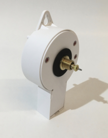 standaard electrisch uurwerk 230/240v 50Hz, zijafstelling, Duitsland, aslengte 23 mm.