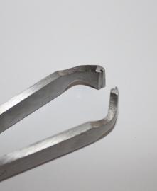 Pincet voor het verwijderen en installeren van kleine wijzers
