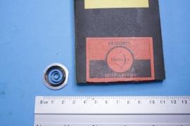 rev-14 Opwindveer voor wekker 3,2 x 0,25 x 560 x 19 mm