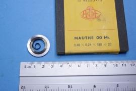rev-15 Opwindveer voor wekker 3,4 x 0,24 x 580 x 20 mm