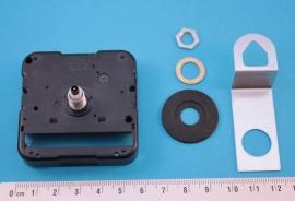 Seiko quartz AA, met 'non-stop' seconden wijzeras, wijzeraslengte A=16 mm