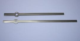 mod36.14 moderne wijzerset voor quartz in goudkleur, 95/120 mm