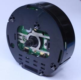 Q8 UTS mini quartz met alarm functie.