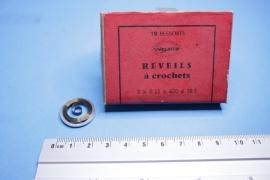 rev-3 Opwindveer voor wekker 3 x 0,22 x 600 18,5 mm