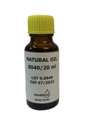 Moebius natuurlijke klokolie 8040, 20 ml, voor grote klokken, Zwitserland