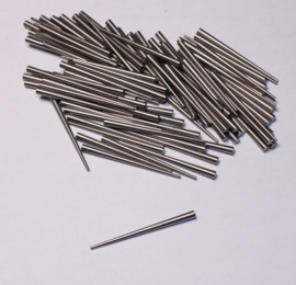 Co 23 Universeel toepasbare stalen conische pennen/stiften, Duitsland 0.70-1.80 mm