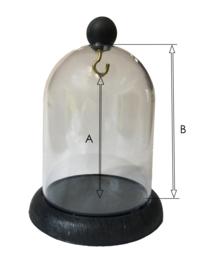 Stolp voor etaleren zakhorloges, 130 mm