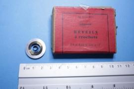 rev-5 Opwindveer voor wekker 3,4 x 0,25 x 500 diameter 17 mm
