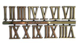 SC18 Kunststof Romeinse cijferset 1-12, 9,5 mm