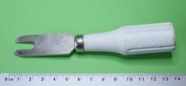 schroevendraaier voor quartz bevestigingsschroef