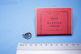 rev-4 Opwindveer voor wekker 3 x 0,23 x 360 diameter 15 mm