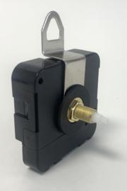 Standaard JH1668 quartz met KLEMFITTING aslengte 22,5 mm (asgaten 5 en 3,2 mm)
