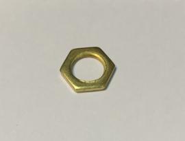 H16 bevestigingsmoer Seiko quartz, hexagonaal