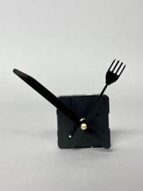 CH061 'mes en vork' bestek wijzerset