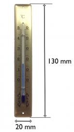 108.81 opbouw thermometer 130 mm