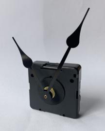 sch017 Quarzt wijzerset, model 'schoppen' 70/90 mm