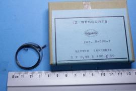 rev-13 Opwindveer voor wekker 3 x 0,22 x 400 x 30 mm