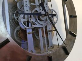 QEF393 Moderne aluminum wijzerset 100mm/135 mm