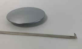 co570 Stalen slinger met stalen lens, universeel, 500/80 mm