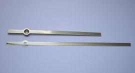mod38.16 moderne wijzerset voor quartz, in goudkleur, 100/140 mm