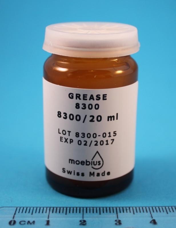 Smeervet Moebius 8300. 20 ml Zwitserland