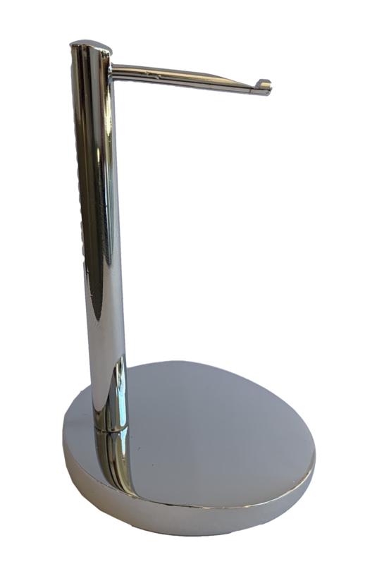 Verchroomde standaard voor zakhorloges, modern, 90 mm