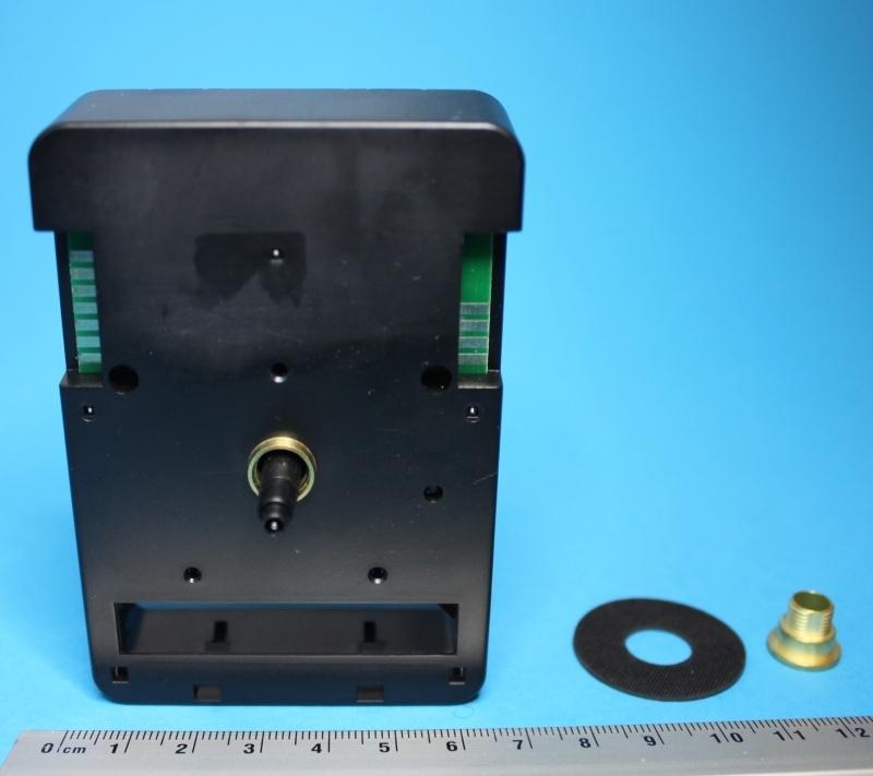 101.6 Radio gestuurd quartz, extra sterk, UTS Duitsland, 16 mm