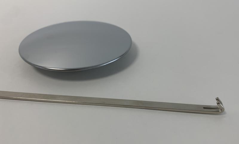 co570.1 Stalen slinger met stalen lens, universeel, 500/55 mm