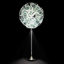 Qis design Coral Table Reading Lamp