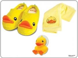 Bduck Luxe badset geel