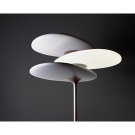 Qis design Coral reef floor lamp