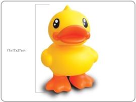B-duck middelgrote spaareend geel
